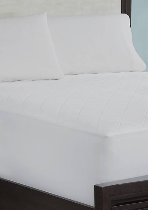 Micro Flannel Heat Reflecting Mattress Pad Belk