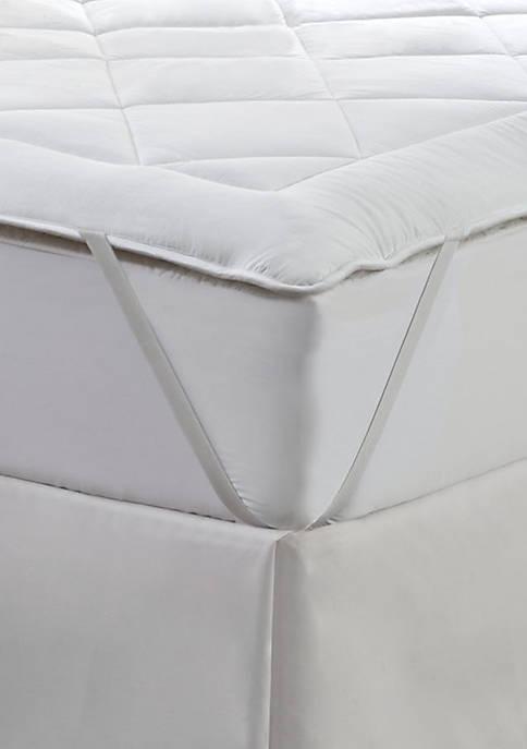 Cotton Fleece Mattress Pad