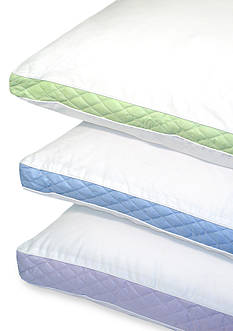 Wellrest™ Quilted Sidewall Density Pillow - Online Only