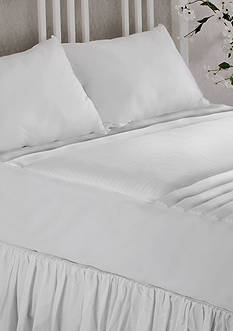 Wellrest™ 200 Thread Count Back Support Zone Mattress Pad - Online Only
