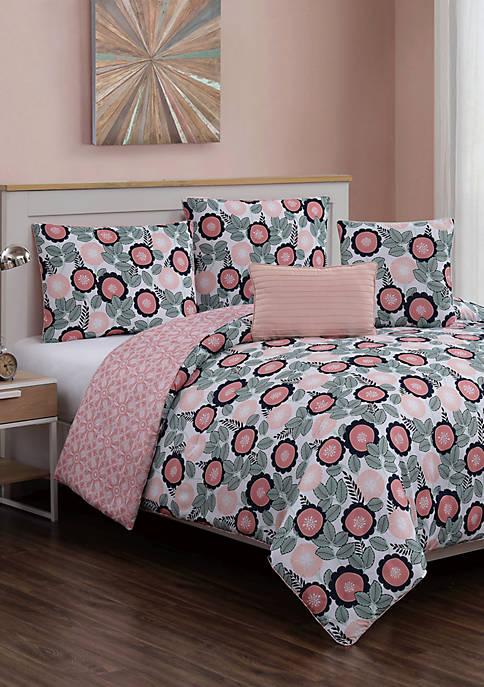 Marka 5 Piece Comforter Set