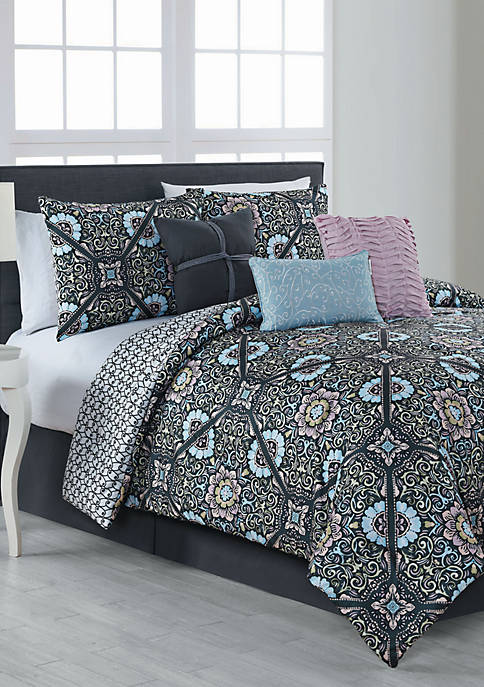 Avondale Manor Etta 7 Piece Comforter Set
