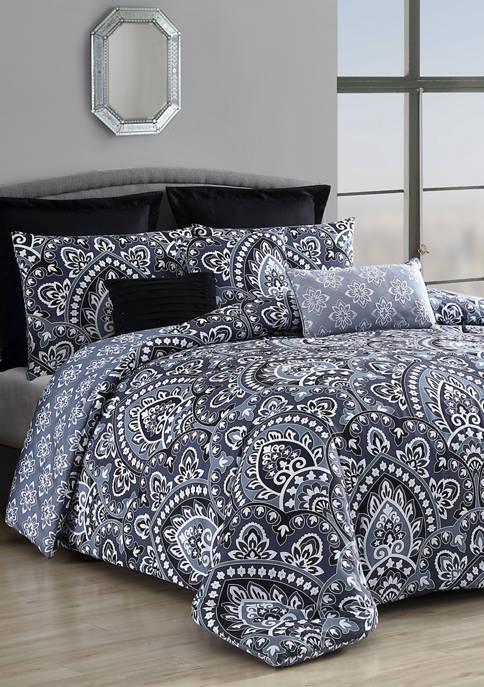 Addison Home Palma Comforter Set