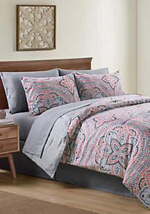 VCNY Home Janerisa Bed in a Bag Set