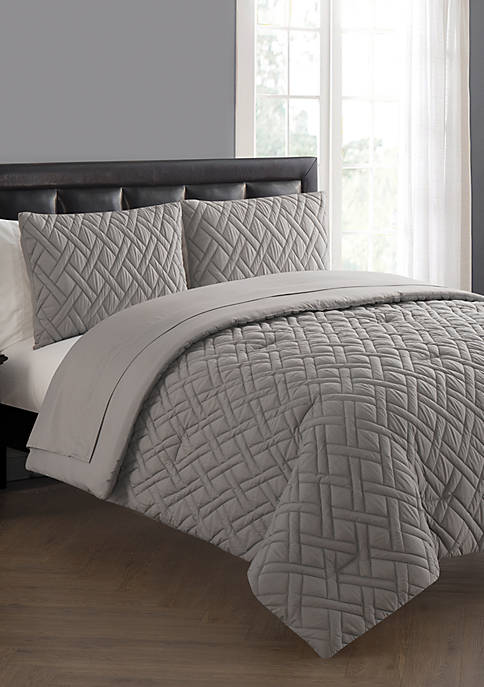 Lattice Embossed Bed In A Bag