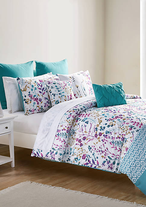 Timeless 12 Piece Bed in a Bag Comforter Set