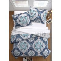 Deals on Modern. Southern. Home. Amelia Comforter Set