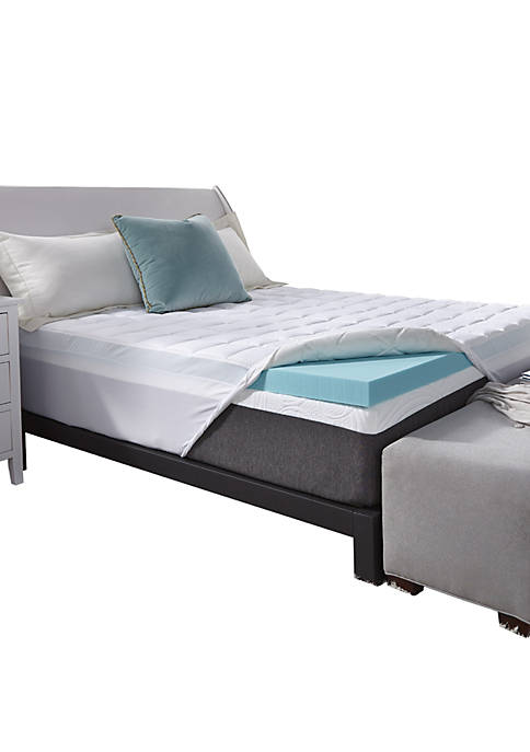ComforPedic from Beautyrest 3.5 in NRGel and Fiber