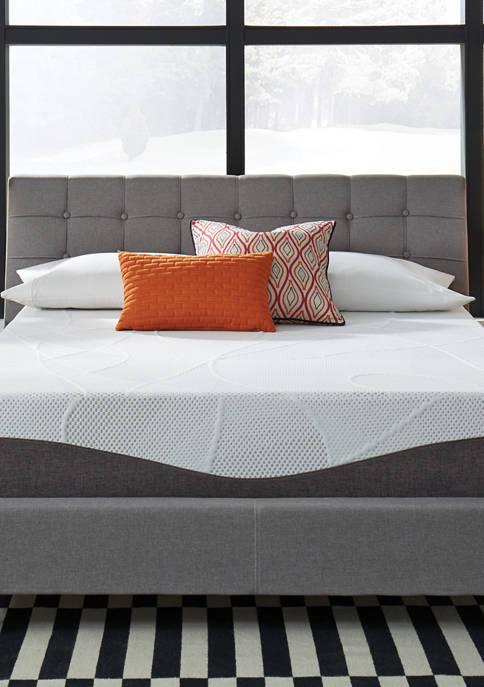 Legend 10 Inch Customize Your Comfort Medium Gel Memory Foam Mattress