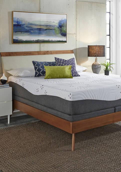 12 Inch Choose Your Comfort Firm Gel Memory Foam Mattress Set