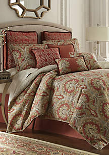 Rose Tree Harrogate Paisley King Comforter Set