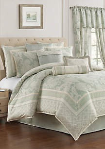 Rose Tree Geneve Jacobean Floral Comforter Set
