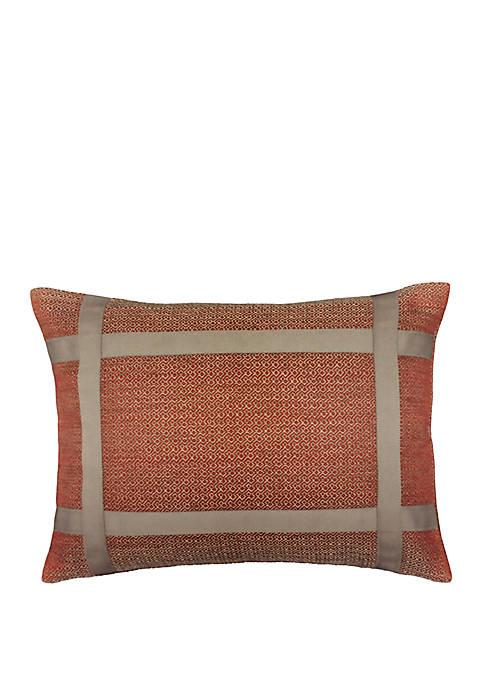 Biccari Diamond Throw Pillow