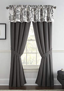 Rose Tree Valencia Valance