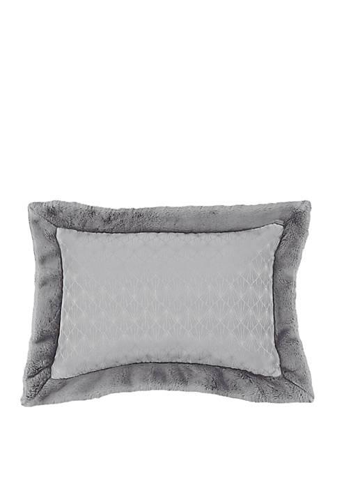 Mayfair 12 Inch x 18Inch Throw Pillow