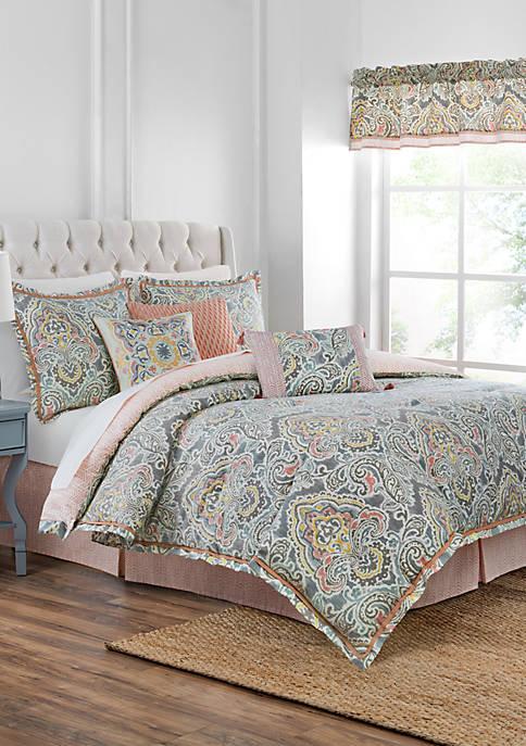 Reversible Artisanal Comforter