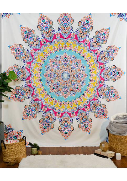 Gypsy Rose Tapestry