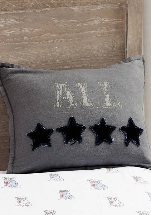 Bridgeport All Star Decorative Pillow