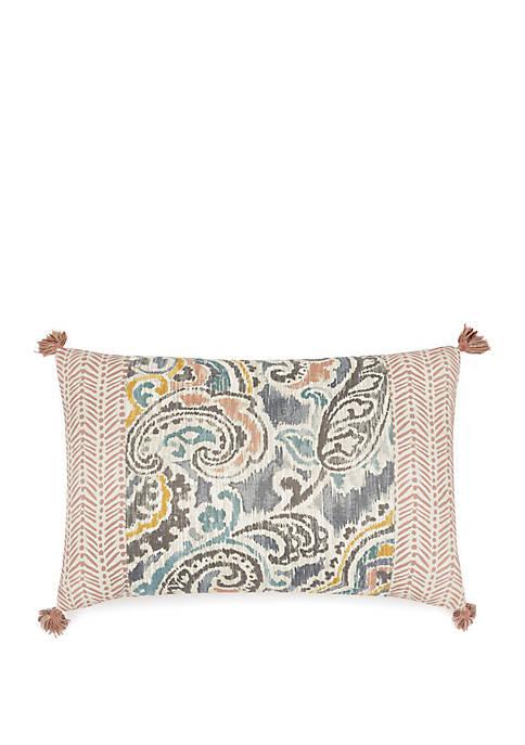 Artisanal Fabric Mix Pillow