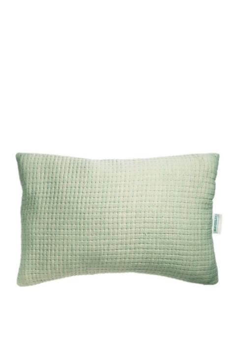14 in x 22 in Kensington Bloom Oblong Pillow Sham
