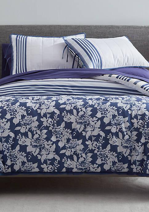 Farm Floral Comforter Set