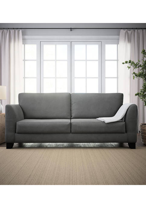 LUCID Dream Collection Flared Arm Sofa