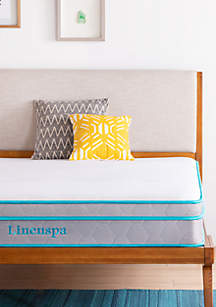 LINENSPA Signature 10 inch Hybrid Innerspring and Gel Memory Foam Mattress