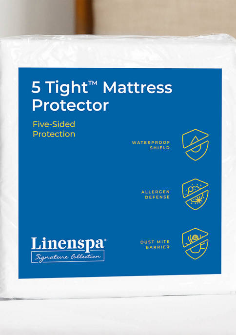 LINENSPA Signature Smooth Mattress Protector