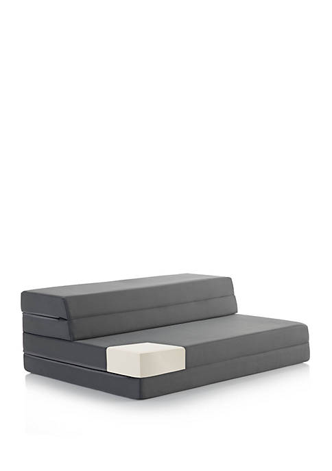 Dream Collection™ 3 inch Gel Folding Sofa