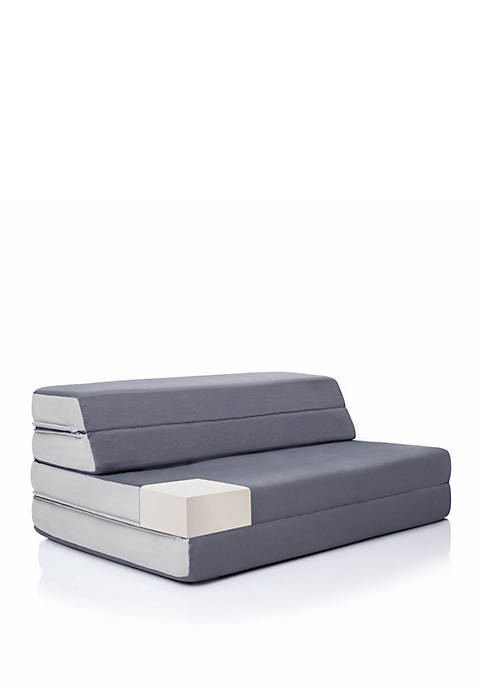 Dream Collection™ 4 Inch Folding Sofa