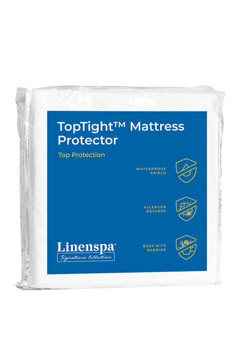 Linenspa Signature TopTight™ Smooth Mattress Protector