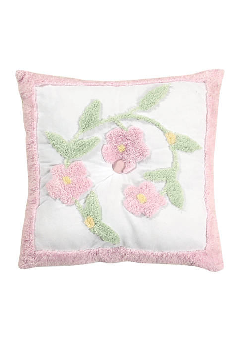 Better Trends Bloomfield Collection Floral Design 100% Cotton