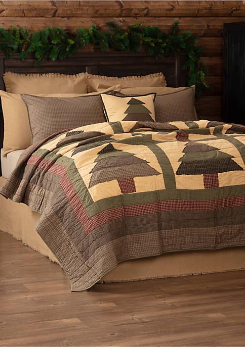 Ashton & Willow Green Rustic & Lodge Bedding