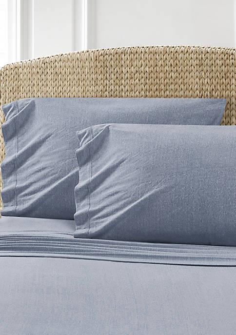 MHF Home Cotton Blend T Shirt Jersey Sheet