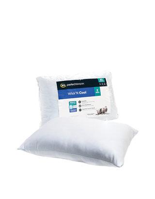 "20/""x28/"" set of 2 Croscill Jumbo Bed Pillow"