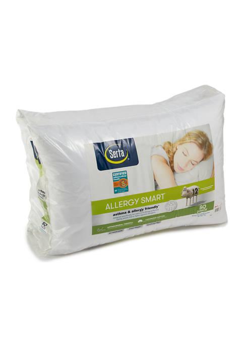2 Pack Allergy Smart Jumbo Pillows