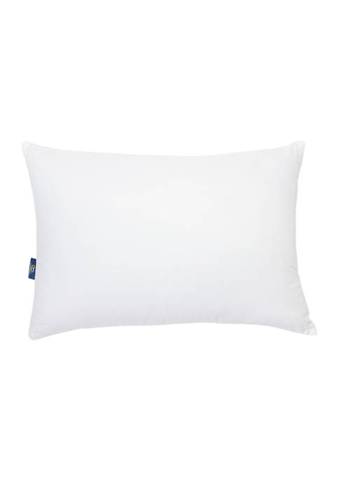 Smart Comfort Dual Action Protection 2 Pack Jumbo Bed Pillow