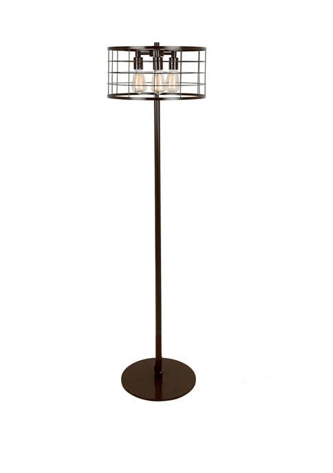 Indy Wire Floor Lamp