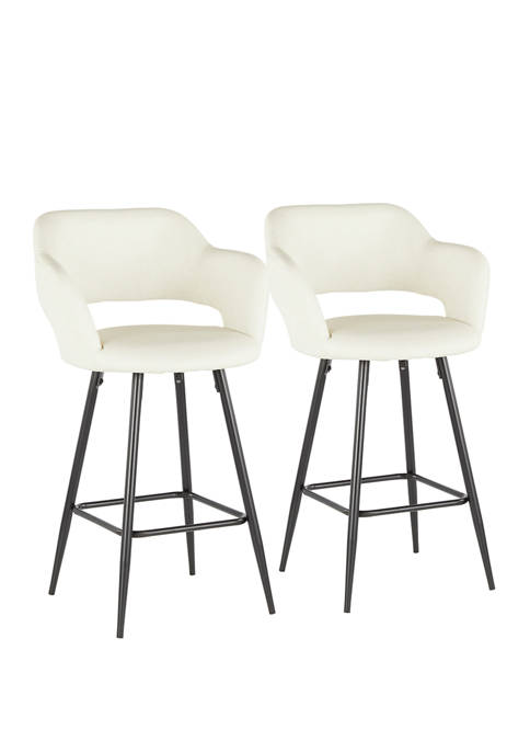 LumiSource Set of 2 Counter Stool