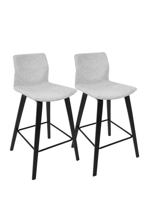 LumiSource Set of 2 Cabo Counter Stool