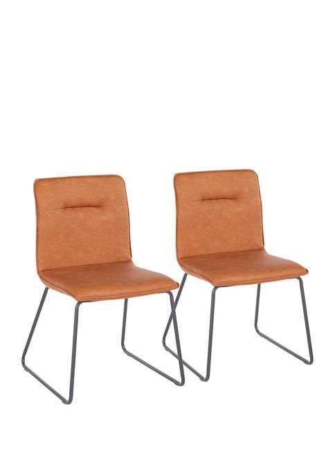 LumiSource Set of 2 Casper Chair