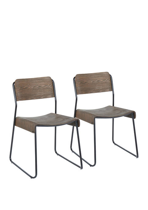 LumiSource Dali Industrial Chairs
