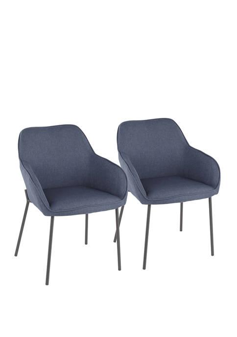 LumiSource Daniella Dining Chairs