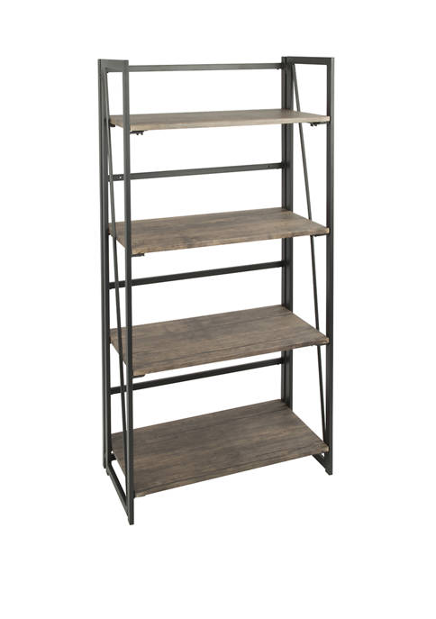 LumiSource Dakota Bookcase