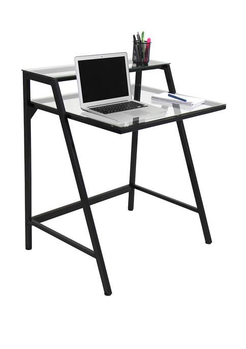 LumiSource 2 Tier Desk