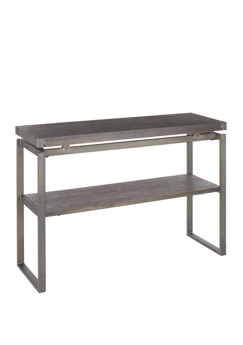 LumiSource Drift Console Table