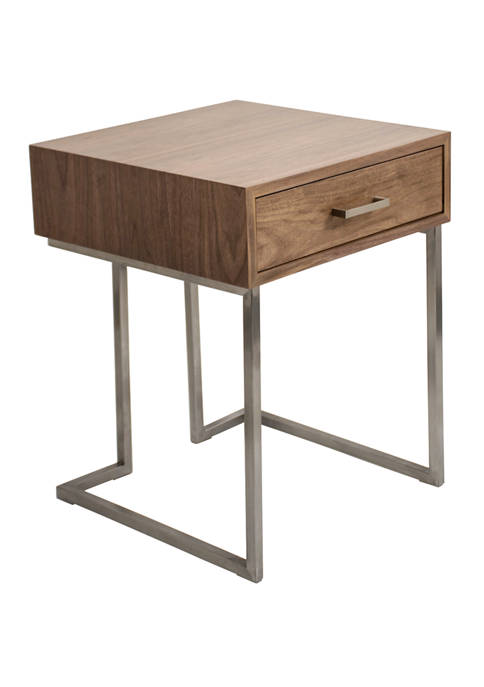 LumiSource Roman End Table