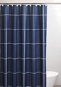 Sparrowhawk Landon 84 Inch Shower Curtain Set