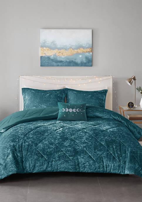 JLA Home Felicia Comforter Set