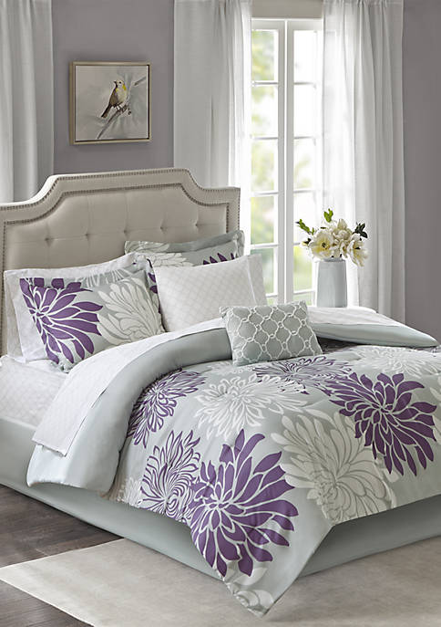 Madison Park Essentials Maible Complete Comforter and Cotton